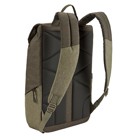 Thule Lithos Backpack 16L (Forest Night/Lichen)