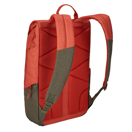 Thule Lithos Backpack 16L (Rooibos/Forest Night)