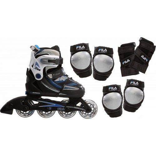 Fila X-One Boy Combo 2-Set - 2012 Black/Blue
