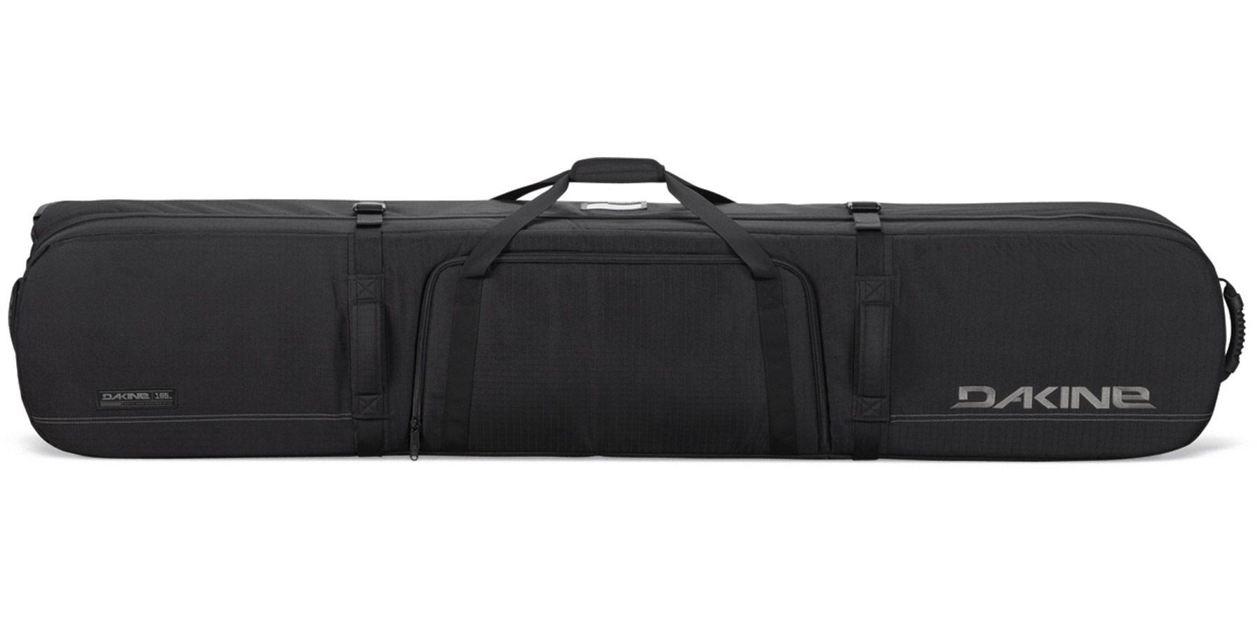 Details about  /Dakine Unisex High Roller Snowboard Bag 165 cm Black