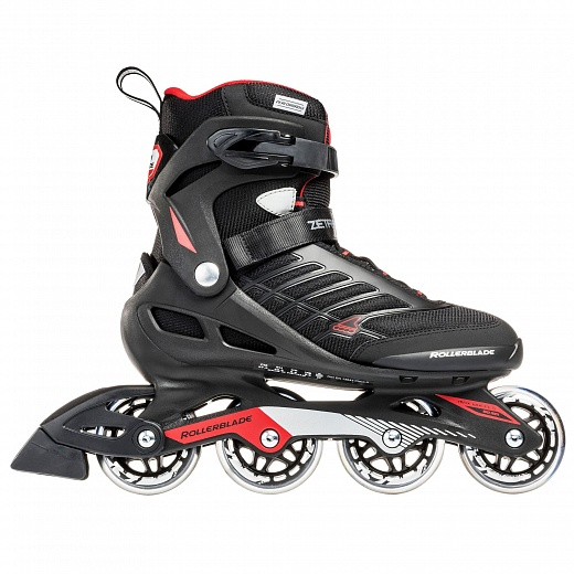 Rollerblade Zetrablade - 2018 Black/Red