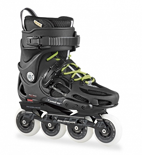 Rollerblade Twister 80 - 2016 Black/Grey