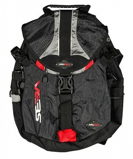 Seba Small Black/Red