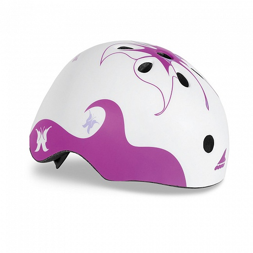 Rollerblade Twist Jr - 2018 White/Purple