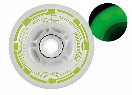 Powerslide Fothon Envy Green 84/82A 4 шт.