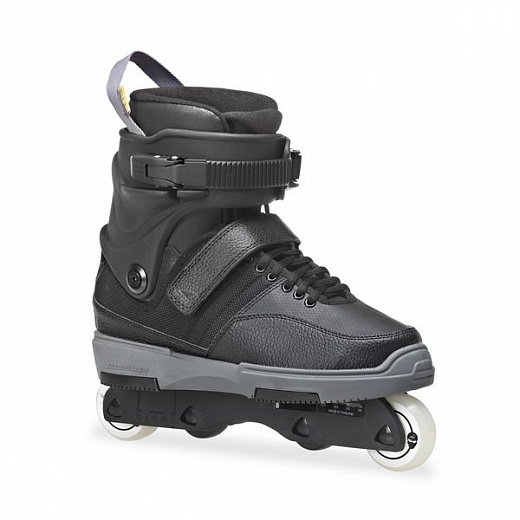 Rollerblade NJ5 - 2014 Black/Grey