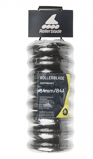 Rollerblade Wheels Pack 84/84A (8PCS) - 2019