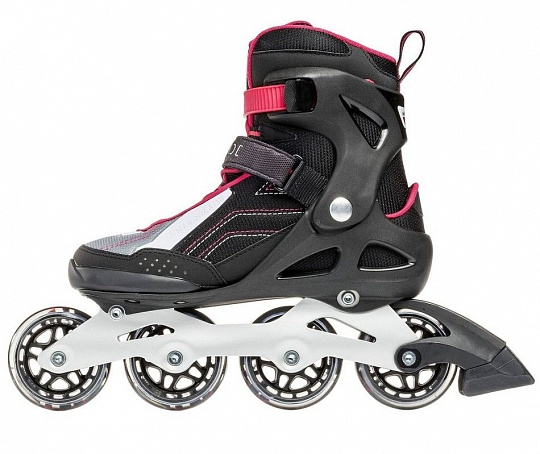 Rollerblade Macroblade 80 W - 2017 Black/Cherry