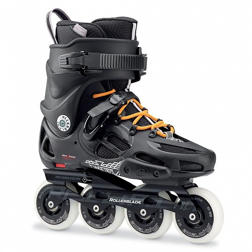 Rollerblade Twister 80 - 2017 Black/Orange