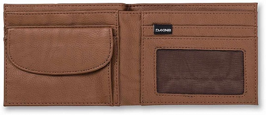 Dakine Riggs Coin Wallet - 2018 Brown