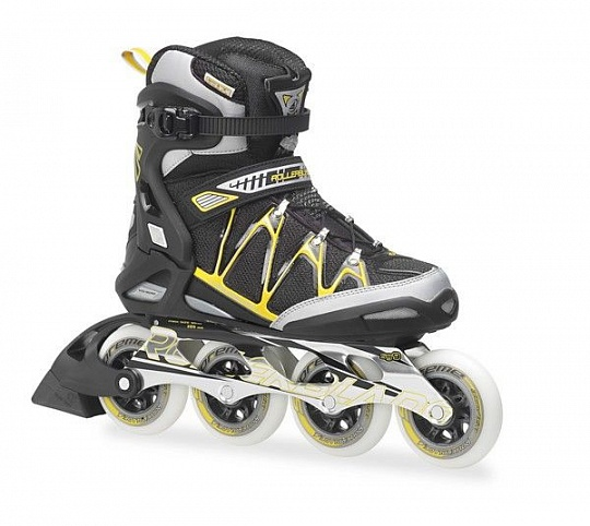 Rollerblade Igniter 90 XT - 2014 Black/Yellow