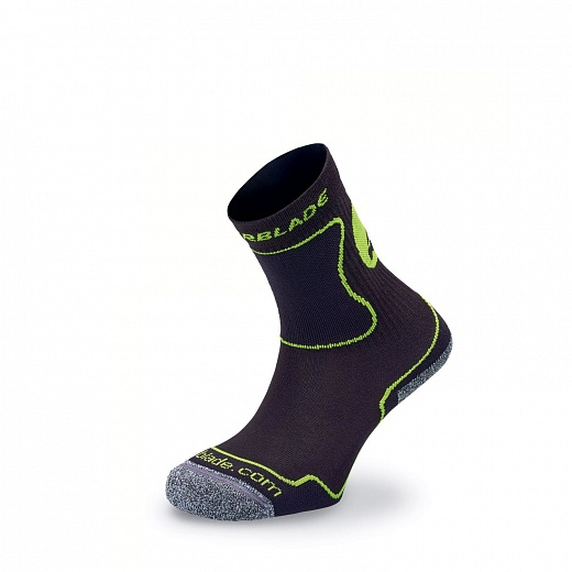 Rollerblade Kids Socks - 2019 Black/Green
