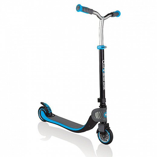 Globber Flow 125 Foldable Light Blue