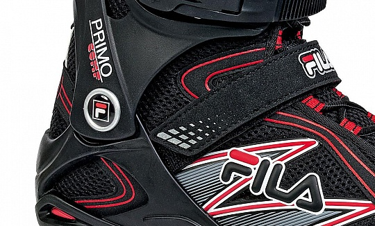 Fila Primo Comp - 2016 Black/Red