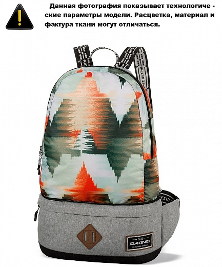 Dakine 2 For 1 Hip pack Psyched