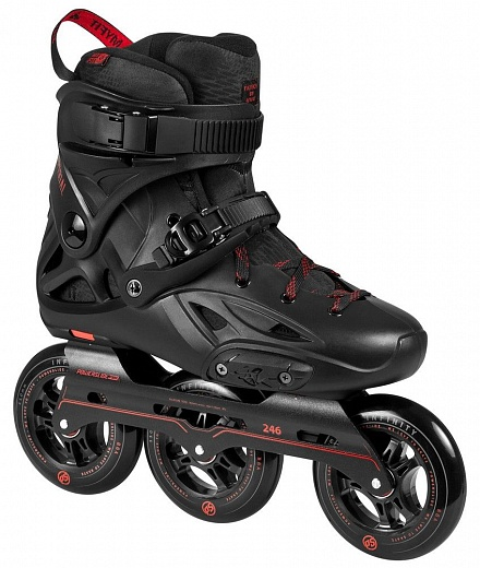 Powerslide Imperial Supercruiser Pro 110 black