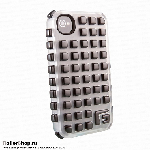 G-Form Xtreme Grid iPhone 4/4S Case Ice