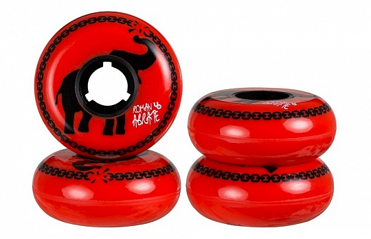 Undercover Roman Abrate Circus 2nd Ed. 60mm/90a 4 шт.