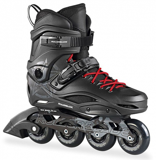 Rollerblade RB 80 - 2017 Black/White