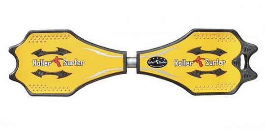 RollerSurfer Rollersurf Classic Yellow