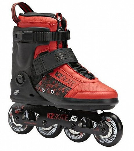 K2 IL Capo - 2014 Red/Black