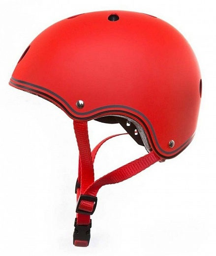 Globber Junior helmet Red