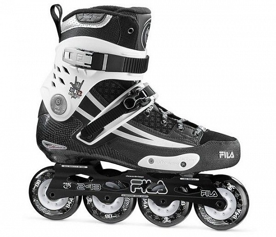 Fila NRK Road - 2013 Black/White