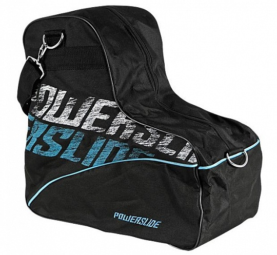Powerslide Skate Bag black/blue/white